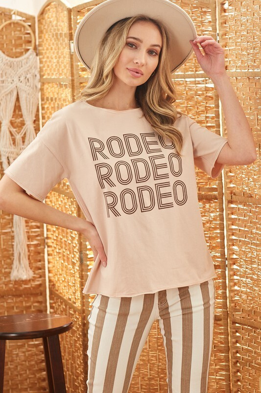 Rodeo Graphic Tee