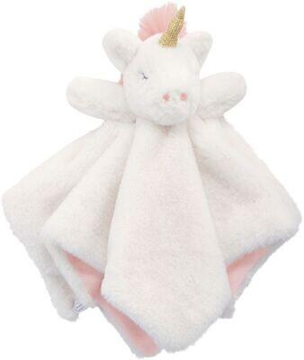 MudPie Unicorn Plush Woobie
