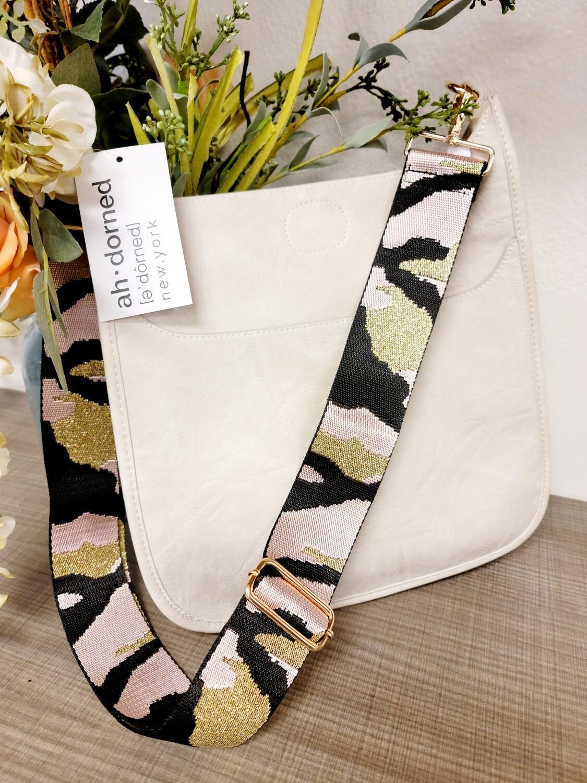 Ahdorned Bag Straps
