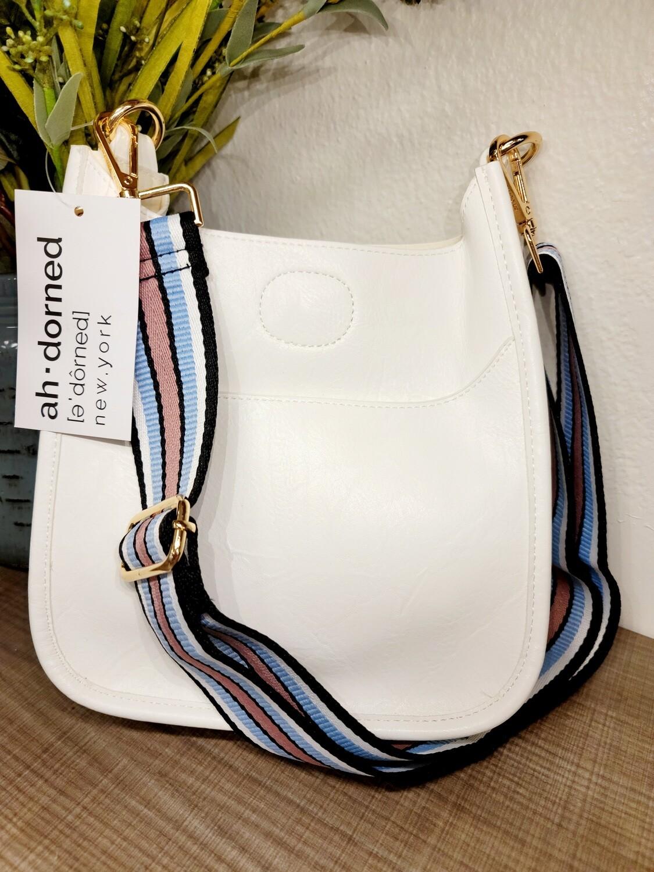 Ahdorned Vegan Mini Messenger Bag