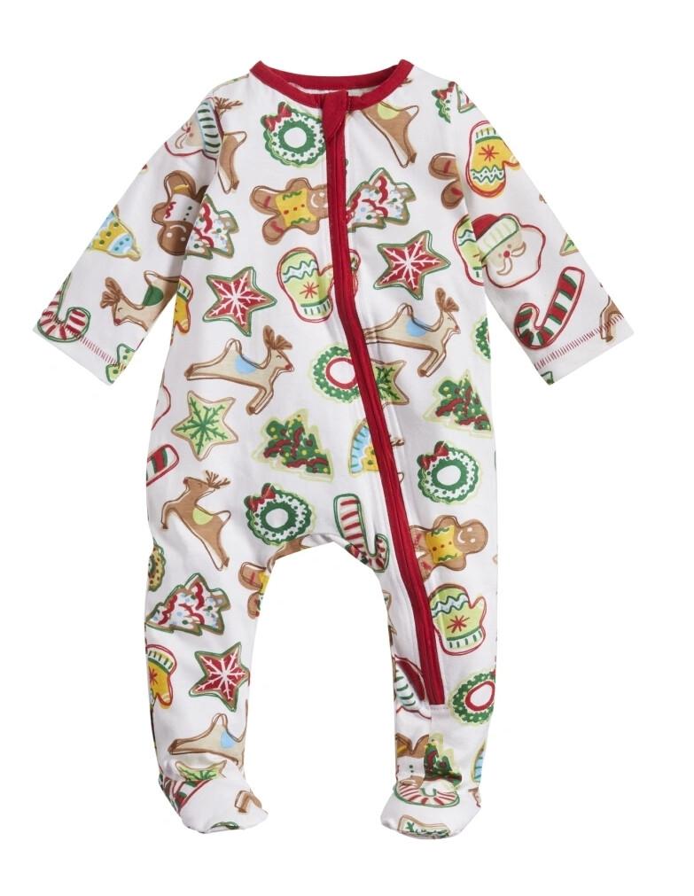 MudPie Christmas Cookie Sleeper