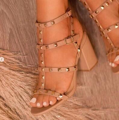 Lexi Studded Heels