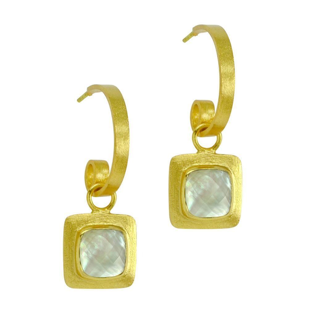 Betty Carre Quadrum Earrings