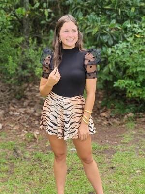 Adrienne Catch A Thrill Shorts