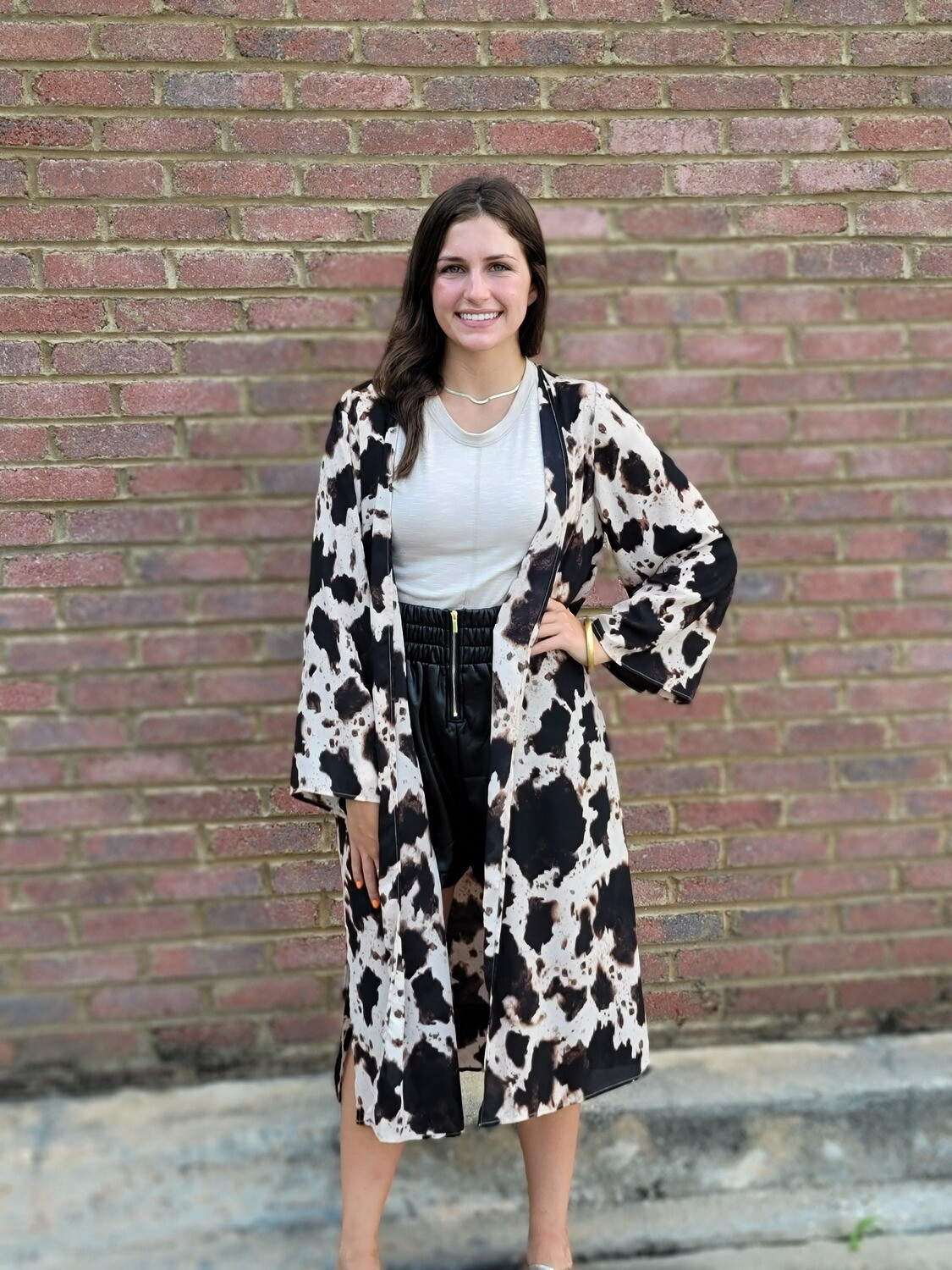 Adrienne Simply Adorable Duster