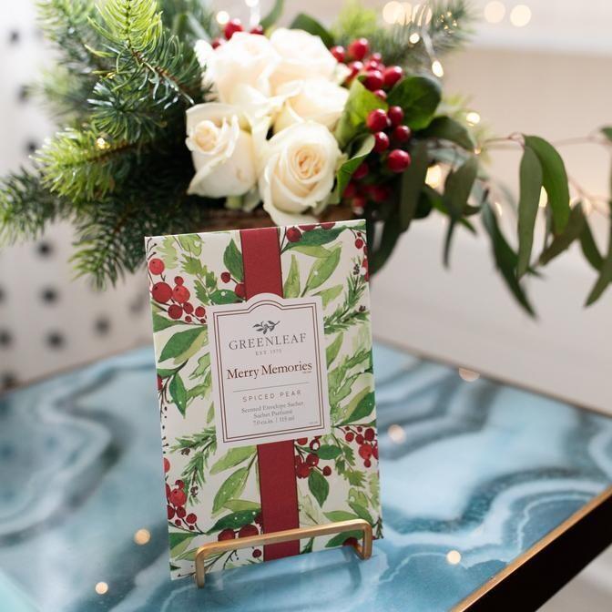 Greenleaf Sachet, Christmas Scents