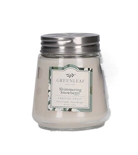 Greenleaf Petite Candle (4.3oz), Christmas Scents