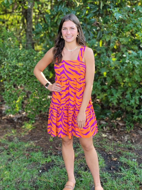 Adrienne Good Times Ahead Dress
