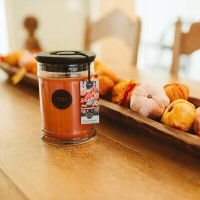 Bridgewater Harvest Pumpkin 8.8oz candle