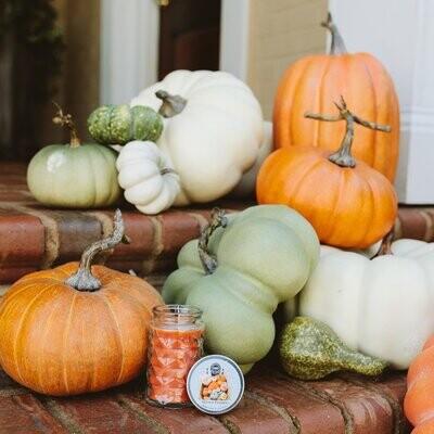 Bridgewater Harvest Pumpkin 4.4oz Votive Candle