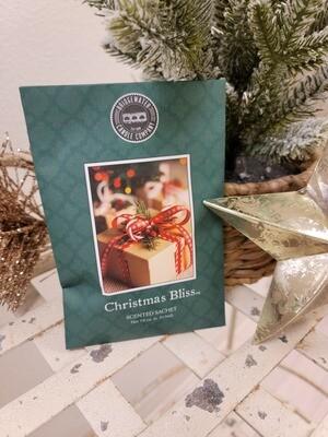 Bridgewater Christmas Bliss Sachet