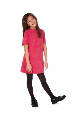 Gabby Penny Corduroy Dress
