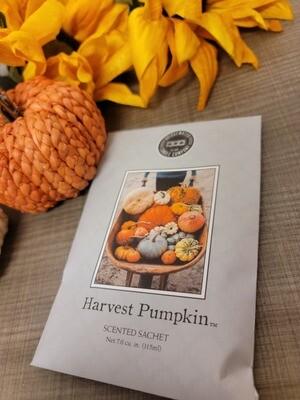 Bridgewater Harvest Pumpkin Sachet