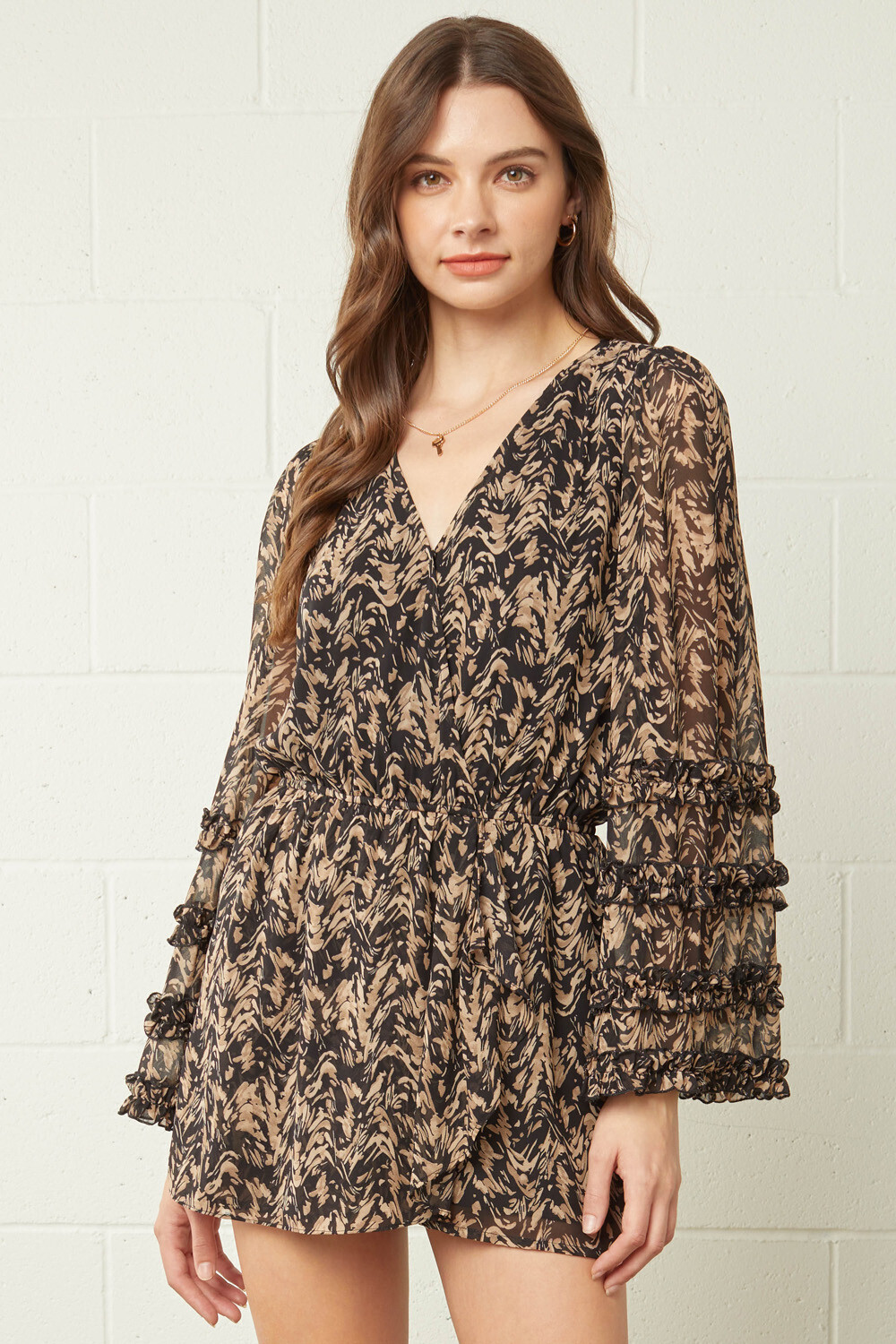 Road To Home Romper