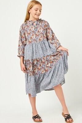 Katie Midi Dress TWEEN