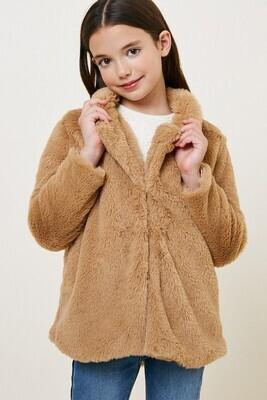 Kennedy Faux Fur Coat TWEEN