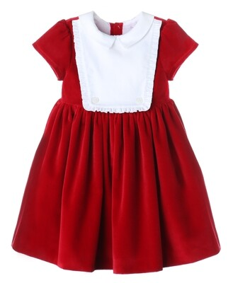 Sophie & Lucas Velvet Eloise Dress