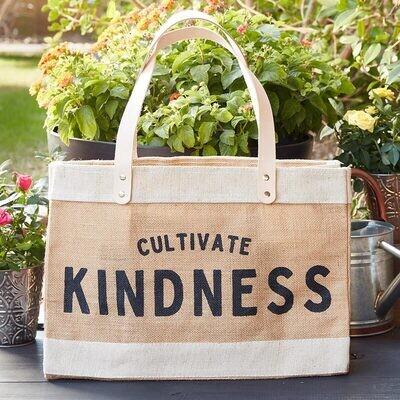 Market Tote - Cultivate Kindness