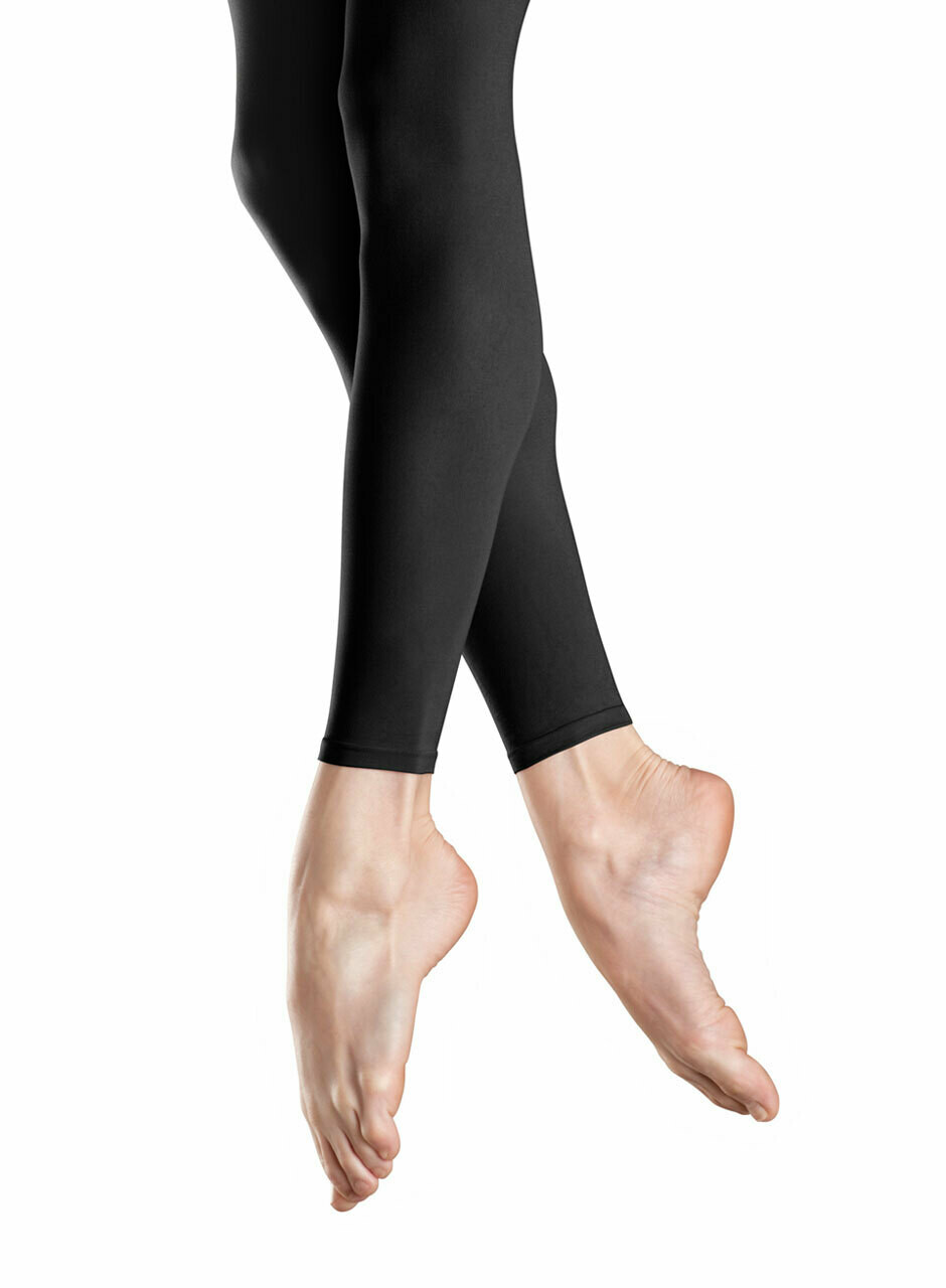 T0985L Contoursoft Footless Tight