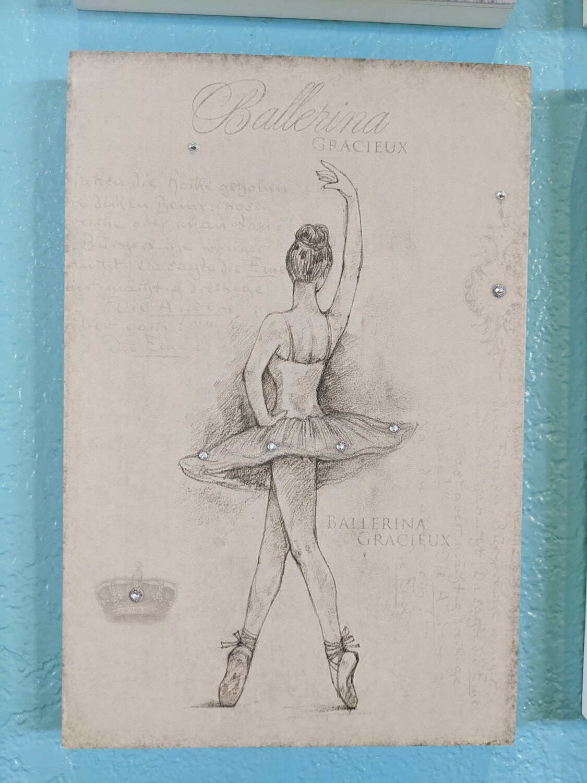 Ballet Plaque 3