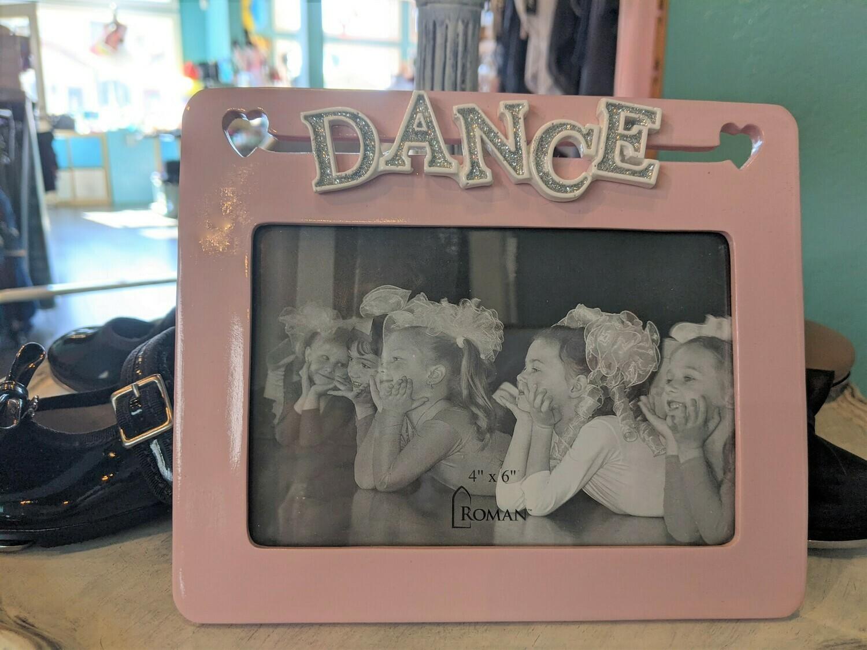 11251 Dance Letter Frame