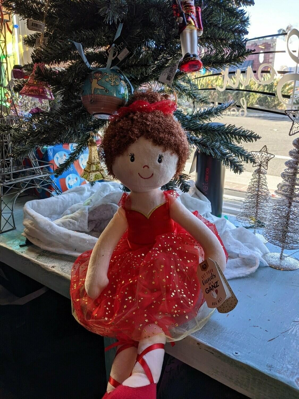 Audrey Ballerina Doll