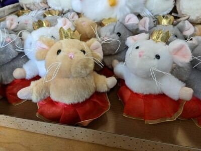 Ballerina Mice Holiday