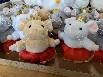 Ballerina Mice Holiday