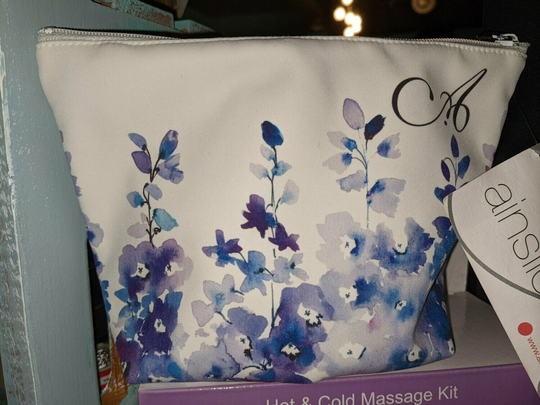 Delph Print Makeup Bag AW901DE