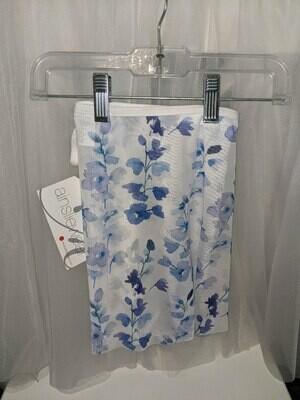 Girls Wrap Skirt Delph Mesh AW501DE