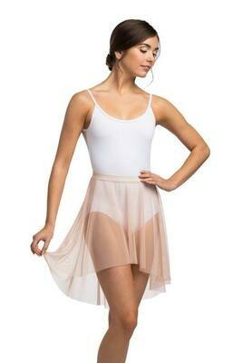 Ladies High Low Skirt 514ME