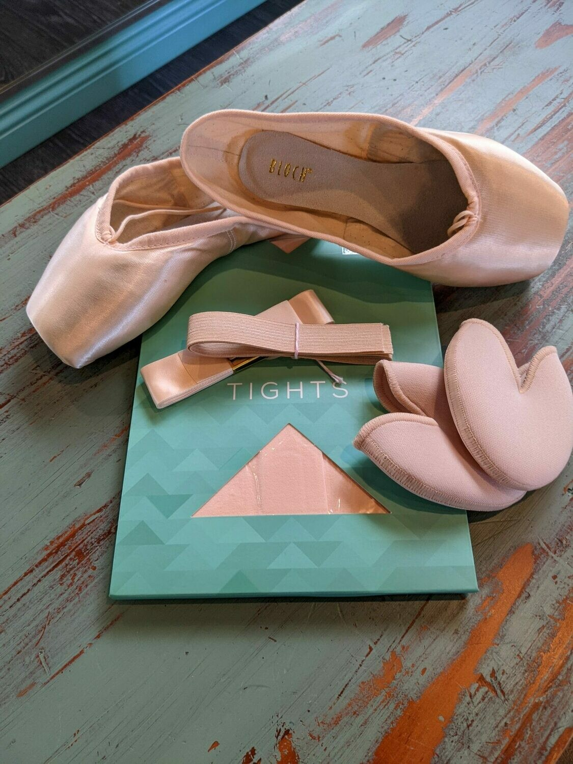 Pointe Shoe Bundle Special