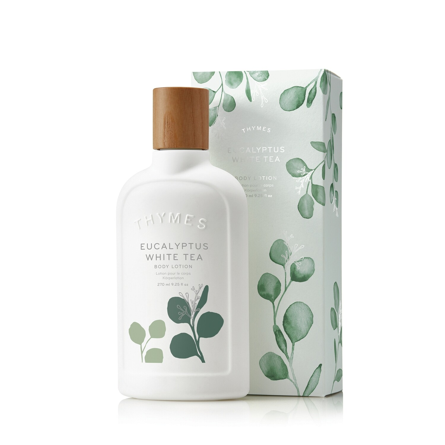 Eucalyptus White Tea Body Lotion