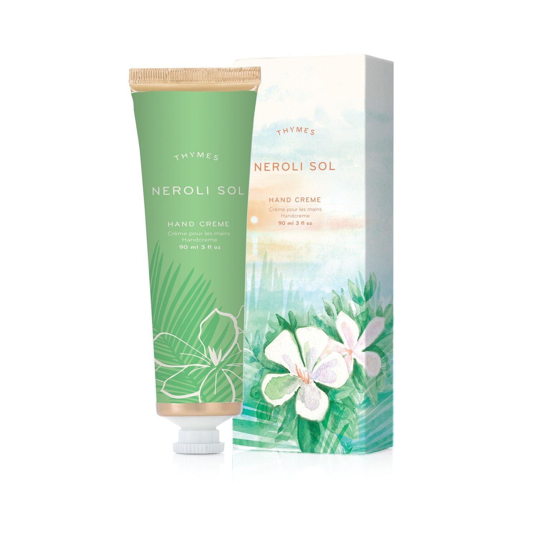 Neroli Sol Hand Cream