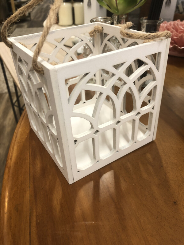 Cathedral Box