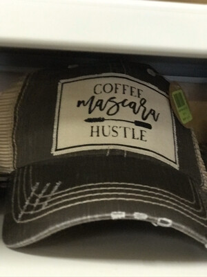 Coffe Mascara Hustle