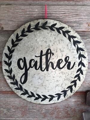 Round Gather