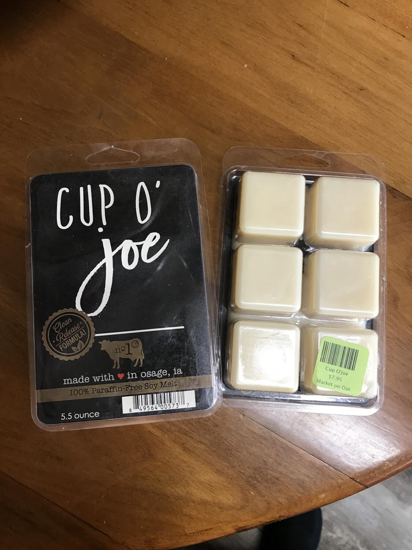 Cup O' Joe Melts