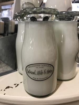 Oatmeal Milk & Honey Milk bottle