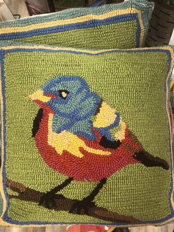 Hooked Bird
