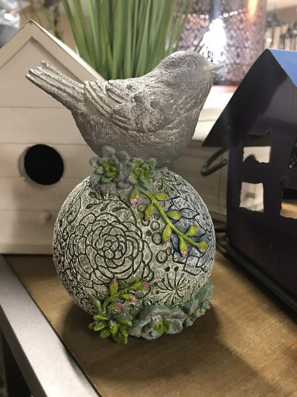 Succulent Bird