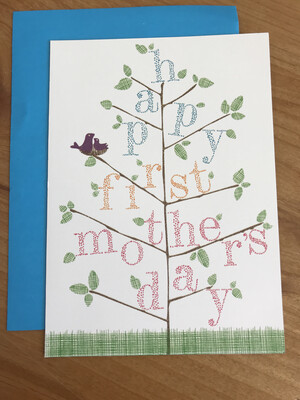 First Mothers Day Tree