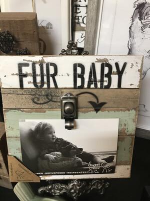Fur Baby Clip