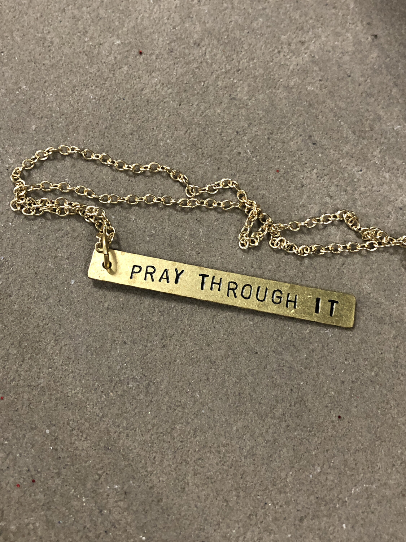 Pray Through