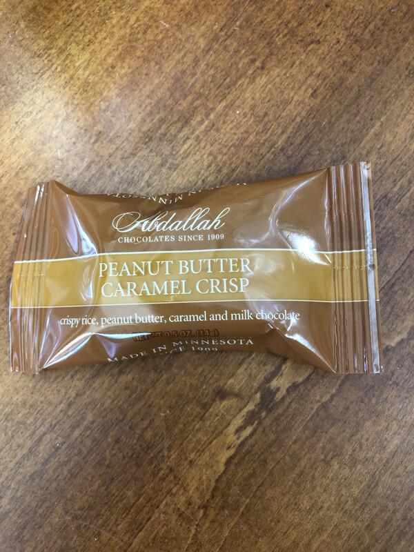 .5 oz Peanut Butter Caramel Crisp