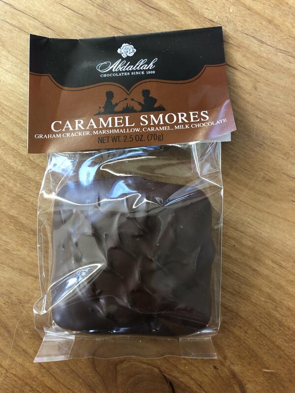 Caramel Smores