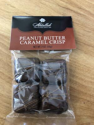 Peanut Butter Caramel Crisp