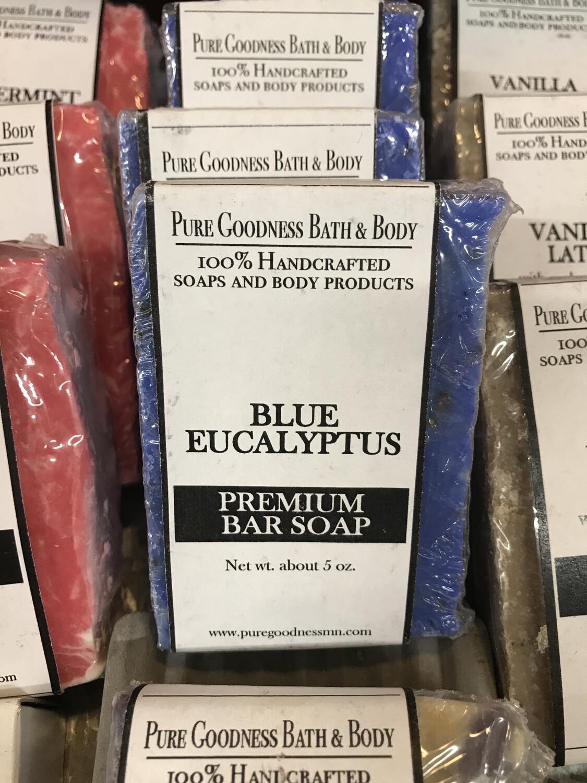Blue Eucalyptus
