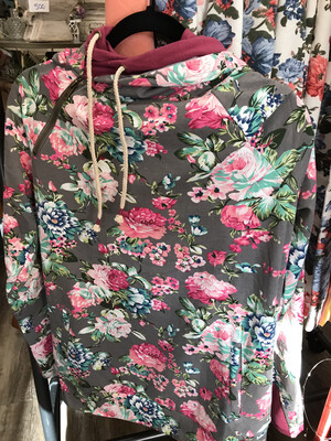 Floral Frenzy Sweatshirt
