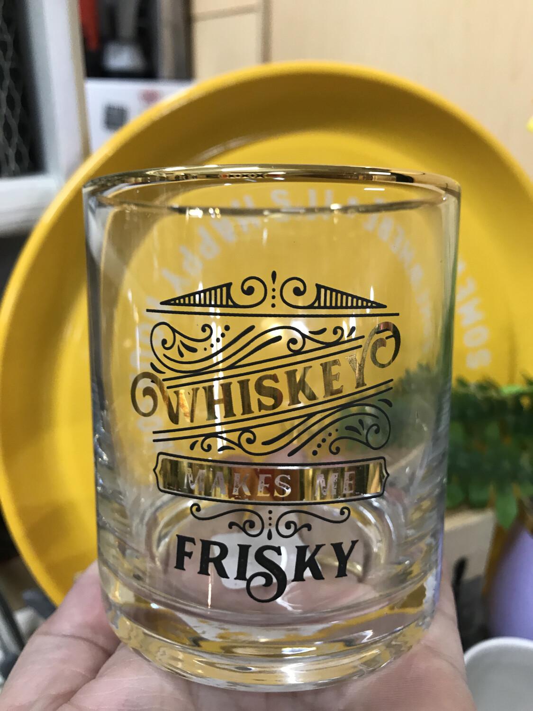 Whiskey Makes Me